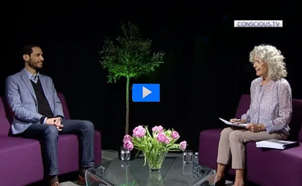conscious tv interview