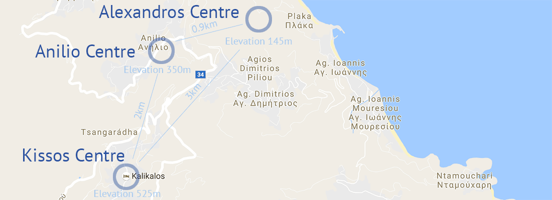 kalikalos-centre-map