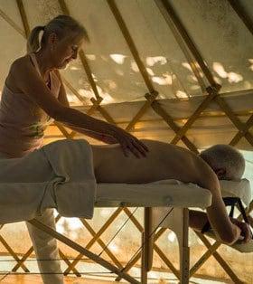 Lesley Hart massage