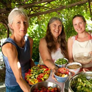 Raw Food & Yoga Holiday