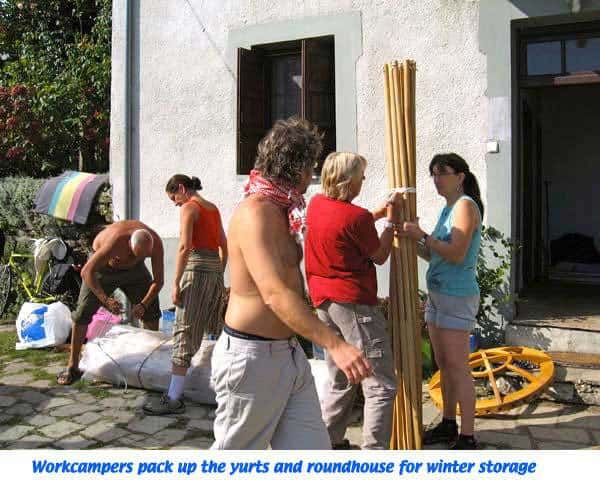 community_work_camp_packs_up
