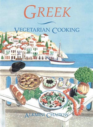 One of the many good Greek Vegetarian Cookbooks