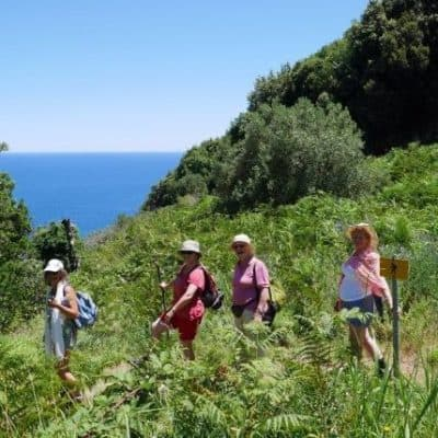 Spring Walking Holidays