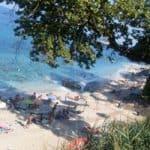 About Plaka Beach