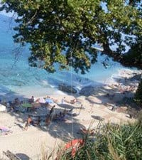 Plaka Beach Overlook