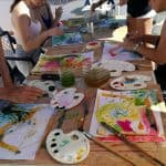 Experimental Painting and Drawing Workshop
