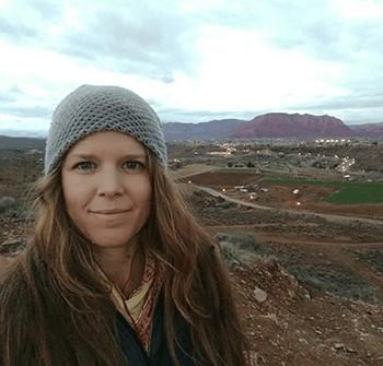 About Amy McKinnon