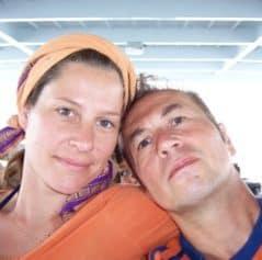 Franziska Vömel&Tom, 22Aug - 2 Sep, Alexandros,
