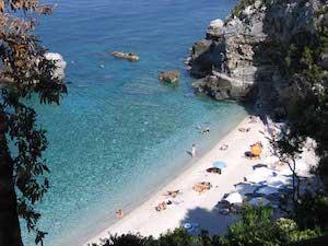 Aegean beach Spirit of Findhorn